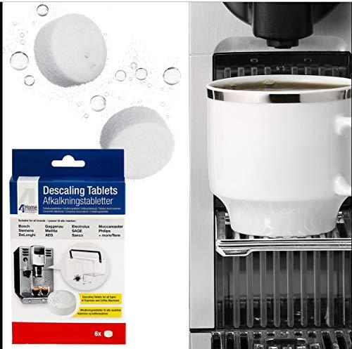 Als Direct Ltd TM Pack van 6 koffiemachines schoonmaken tabletten