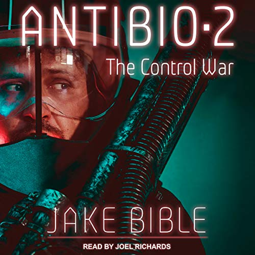 AntiBio 2: The Control War cover art