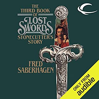 Stonecutter's Story     The Third Book of Lost Swords              Written by:                                                                                                                                 Fred Saberhagen                               Narrated by:                                                                                                                                 Cynthia Barrett                      Length: 8 hrs and 41 mins     Not rated yet     Overall 0.0