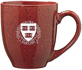 LXG, Inc. Harvard University - 16-Ounce Ceramic Coffee Mug - Burgundy