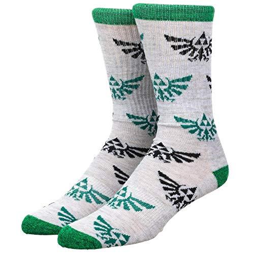 Zelda Herren-Socken Symbol Videospiel