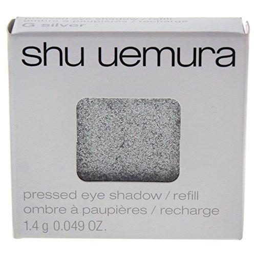 Shu Uemura Puresudo Eye Shadow Refill- G silver [Badartikel]