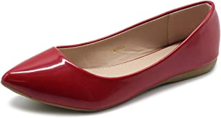 red bottom flats
