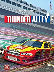 Best Auto Racing Board Games Thunder Alley