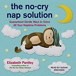 The No-Cry Nap Solution Titelbild