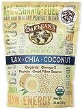 Barlean's Organic Flax, Chia and Coconut Seed Blend - Vegan, USDA Organic, Non-GMO, Gluten-Free - 12-Ounces - FG-10082