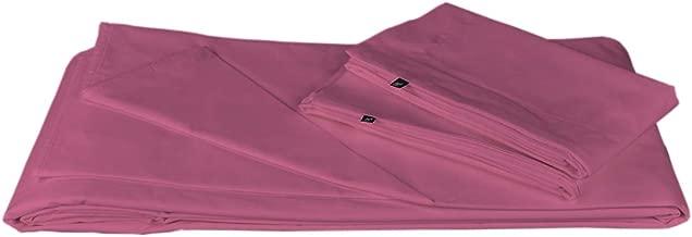 Urban Linens Duvet Set 250H - Rosa (King Size)