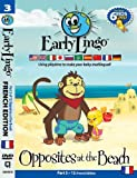 Early Lingo Opposites at The Beach DVD (Part 3 French)