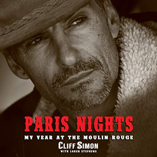 Paris Nights audiobook cover art