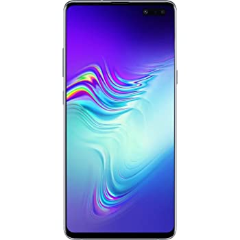 Samsung Galaxy S10 5G, 256GB, Majestic Black - For Verizon (Renewed)
