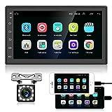 Autoradio Android 2 Din - auto stereo touchscreen HD da 6,8...