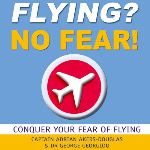 Flying? No Fear! audiobook cover art