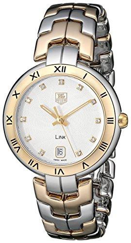 Tag Heuer Damen-Armbanduhr Analog Quarz