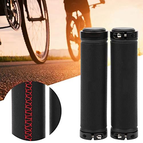 Zwinner Cubierta de la manija de la Bicicleta, Cubierta del Manillar, Protector de la manija de la Bicicleta, para Bicicleta Accesorio para Ciclismo Accesorio para Bicicleta