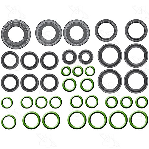 270pcs Assorted Car Air Conditioning O-ring Gasket Set Rubber Washer Seals Car