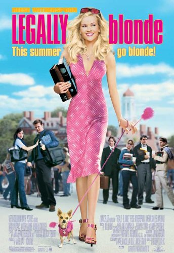 Legally Blonde 27 x 40 Movie Poster