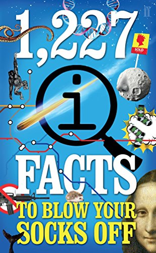 1,227 QI Facts To Blow Your Socks Off: Fixed Format Layout (English Edition)