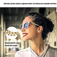 眼鏡チェーン、眼鏡用にエレガントなプラスチック眼鏡ストラップ会社