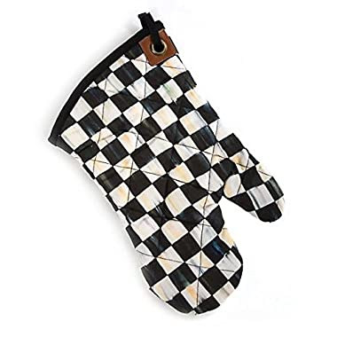 MacKenzie-Childs Courtly Check Bistro Oven Mitt