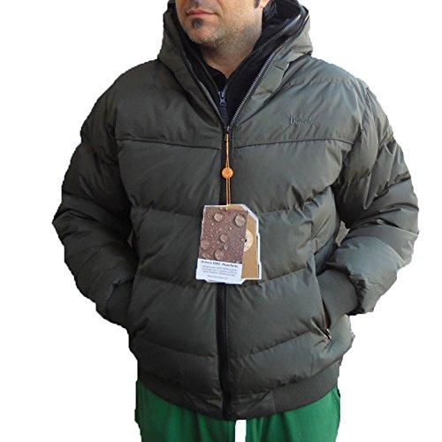 Fratelliditalia bomberjack voor heren, gevoerd, voor de winter, met zakken en capuchon