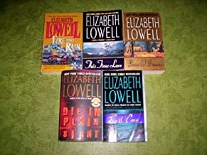 5 - Elizabeth Lowell (Die In Plain Spot - This Time Love - Beautiful Dreamer - Fire And Rain - Pearl Cove)