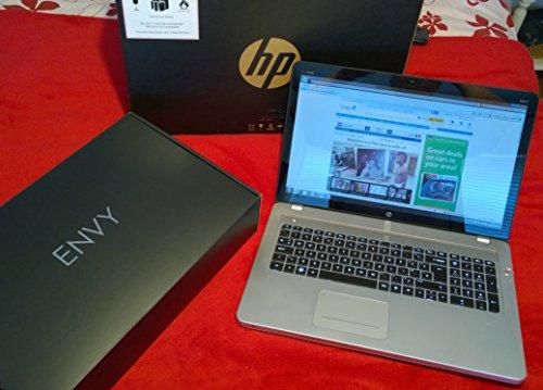 HP ENVY 17-3002ea 2.2GHz i7-2670QM Intel Core i7 di seconda generazione 17.3' 1600 x 900Pixel Alluminio, Nero, Argento