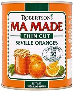 mamade thin cut