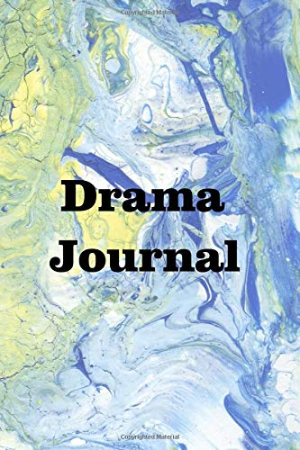 Drama Journal: Keep track of your drama adventures