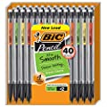 BIC Xtra-Smooth Mechanical Pencil, Medium Point (0.7 mm), 40-Count