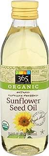 365 Everyday Value, Organic Sunflower Seed Oil, 16.9 fl oz