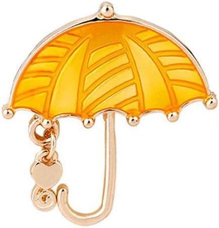 SPNEC Max 81% OFF Ranking TOP15 LQGSYT Cute Rain Gear Alloy Brooch, Elegant Ladies Br