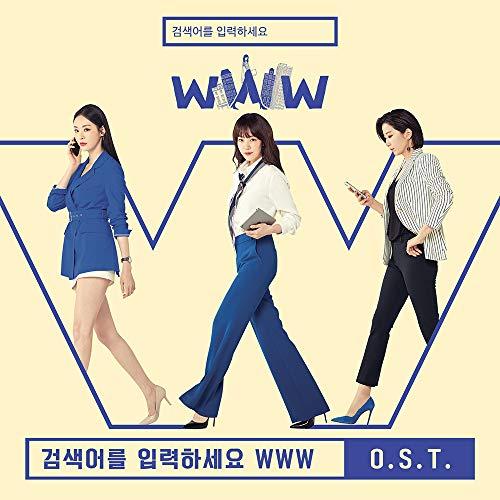 STONE MUSIC ENTERTAINMENT Search: WWW (TvN Drama) OST CD+64p Photobook