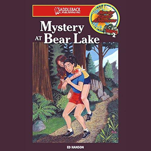 Mystery at Bear Lake cover art