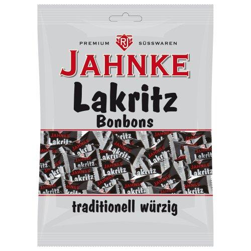 125g JAHNKE LAKRITZ BONBONS