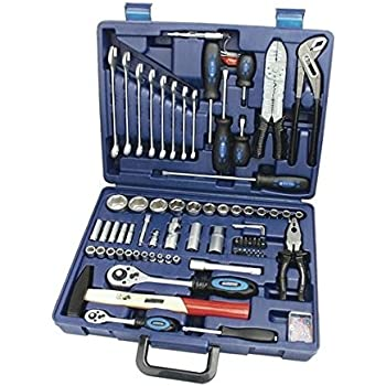Mannesmann - M29099 - Maletín de herramientas, 99 piezas: Amazon.es: Bricolaje y herramientas