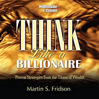 Think Like a Billionaire cover art