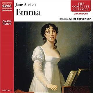 Emma [Naxos Edition] Titelbild