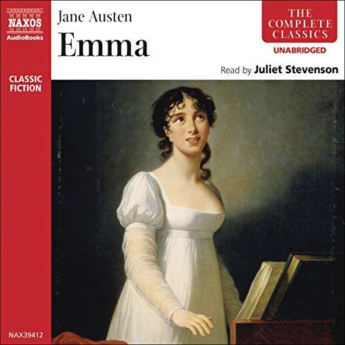 Emma [Naxos Edition] cover art