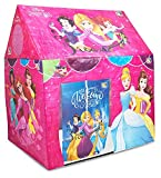 Devkanya Princess Jumbo Size Extremely Light Weight , Water Proof Kids Play Tent House for 3 to 10 Year Old Girls and Boys