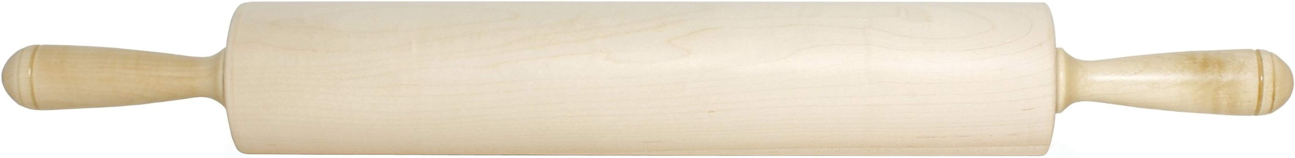 J K Adams Patisserie Maple Wood Rolling Pin 15 Inches By 2 3 4 Inches