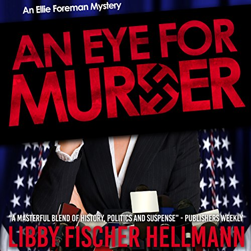 An Eye for Murder audiobook cover art