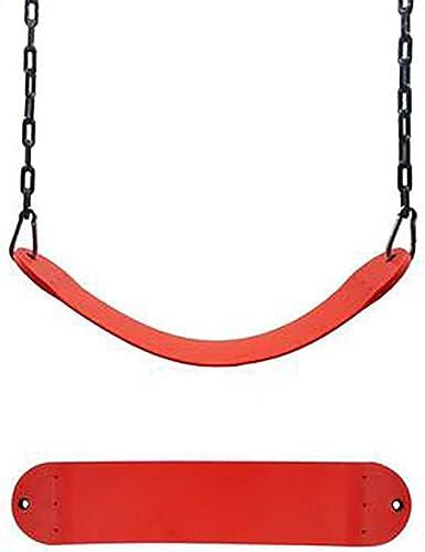 ganancia cero ZHIPENG Columpio para Niños, Material Material Material De EVA con Cuerda Ajustable Fácil De Instalar para El Patio De Recreo Al Aire Libre  Traje De Columpio  en linea