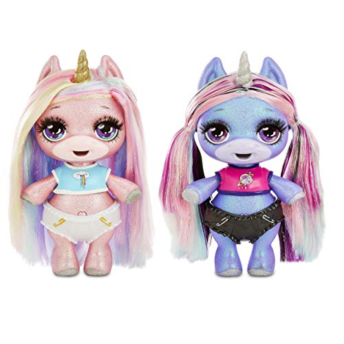 Poopsie Surprise Glitter Unicorn Box Gran Unicornio Gigante Nueva Versión Glitter 2019 Stardust Or Bling Original MGA