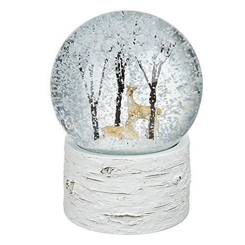 Unbekannt HSE Weihnachts-Schneekugel/Kuppel/Wasserball REH/Hirsch