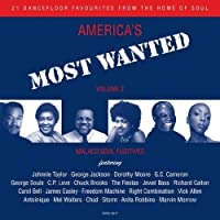 America's Most Wanted - Malaco Soul Fugitives, Volume 2 by America's Most Wanted (2006-04-25)