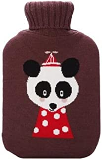 Classic Hot Water Bottle Comfortable Warm Water Bag for Home/Office -A16