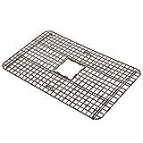 Sinkology SG001-33 Kitchen Sink Bottom Grid, Antique Brown