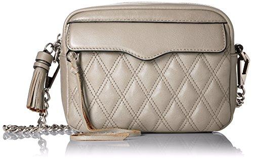 Rebecca Minkoff Mini Leah Camera Bag, Putty
