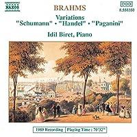 Brahms:Variations