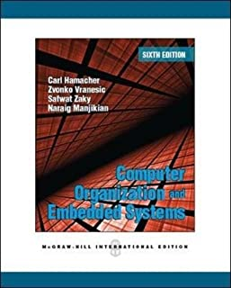 Computer Organization and Embedded Systems (Int'l Ed)